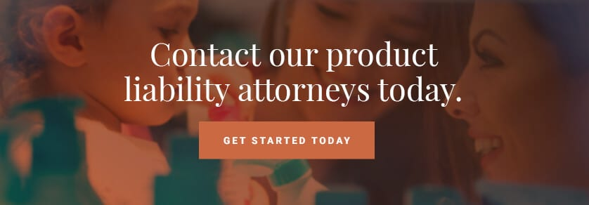 Contact a product liability attorney