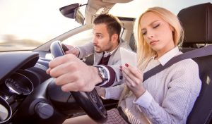 Fielding Law Distracted Driving Accident Attorney