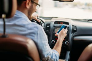 Fielding Law Mesquite Distracted Driving Accident Attorney
