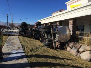 Fielding Law Salt Lake City 18 wheeler accident