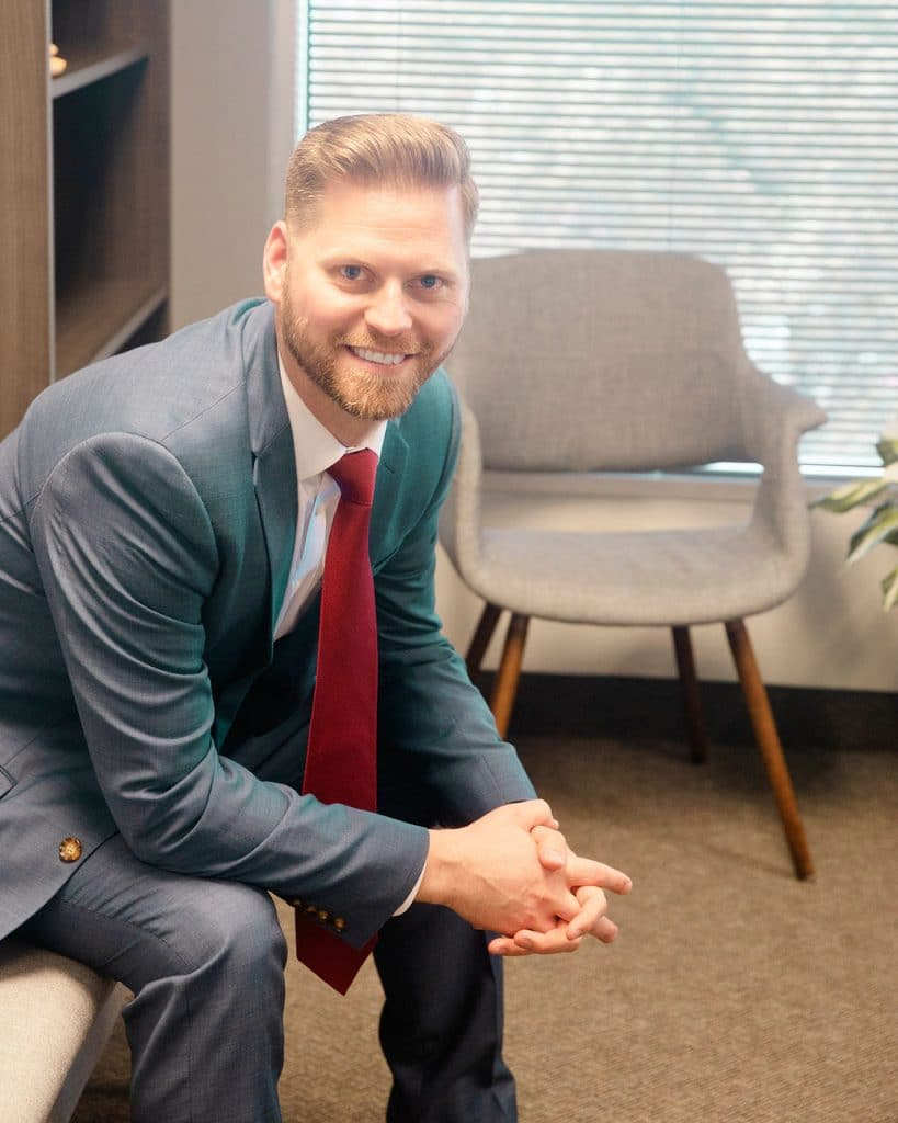 Personal Injury Attorney Clayton Parry | Fielding Law