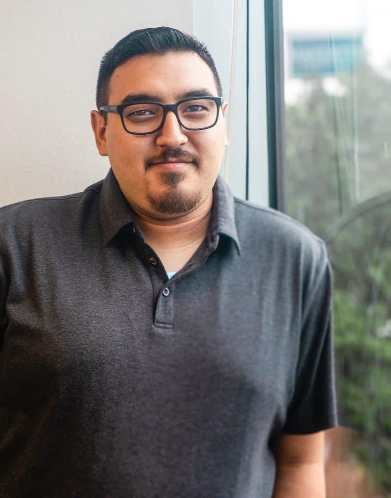 Paralegal Assistant Frank Martinez | Fielding Law