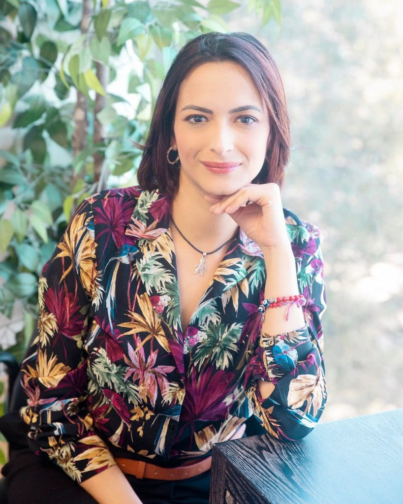Fielding law paralegal Irina Weisson